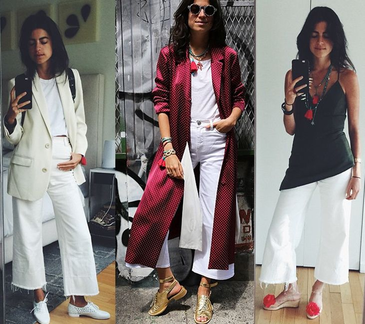 Leandra Medine of man Repeller
