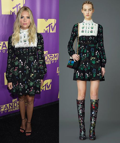 mtv-fandom-awards-san-diego-ashley-benson-in-valentino