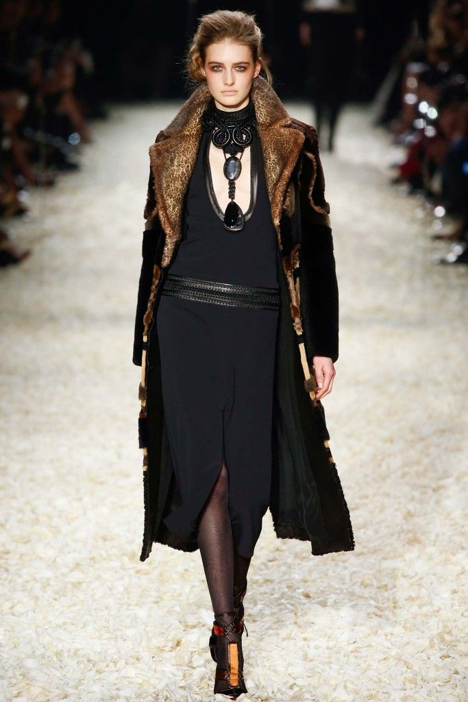 Leather-trimmed stretch-wool crepe skirt available at NET-A-PORTER