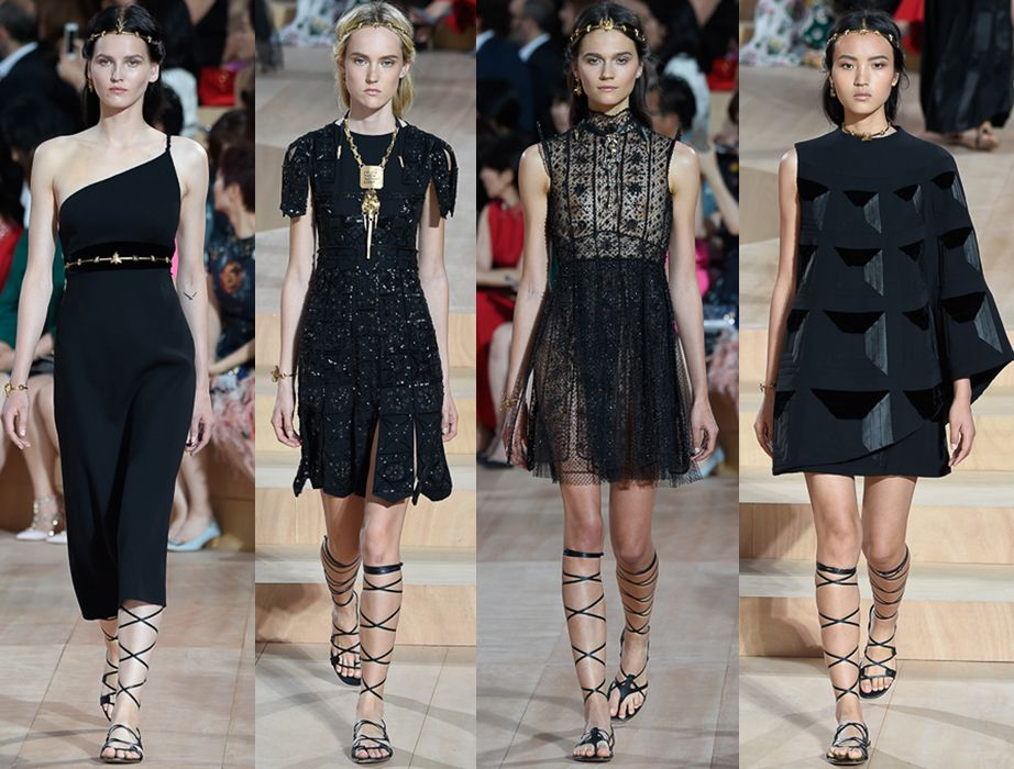 valentino-haute-couture-fall-2015-gladiator-lace-up-leather-sandals