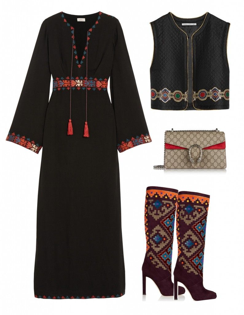 Talitha maxi dress available at NET-A-PORTER