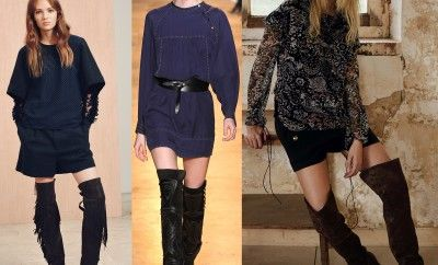See by Chloé, Isabel Marant and Chloé Pre-Fall 2015 and Fall Winter 2015
