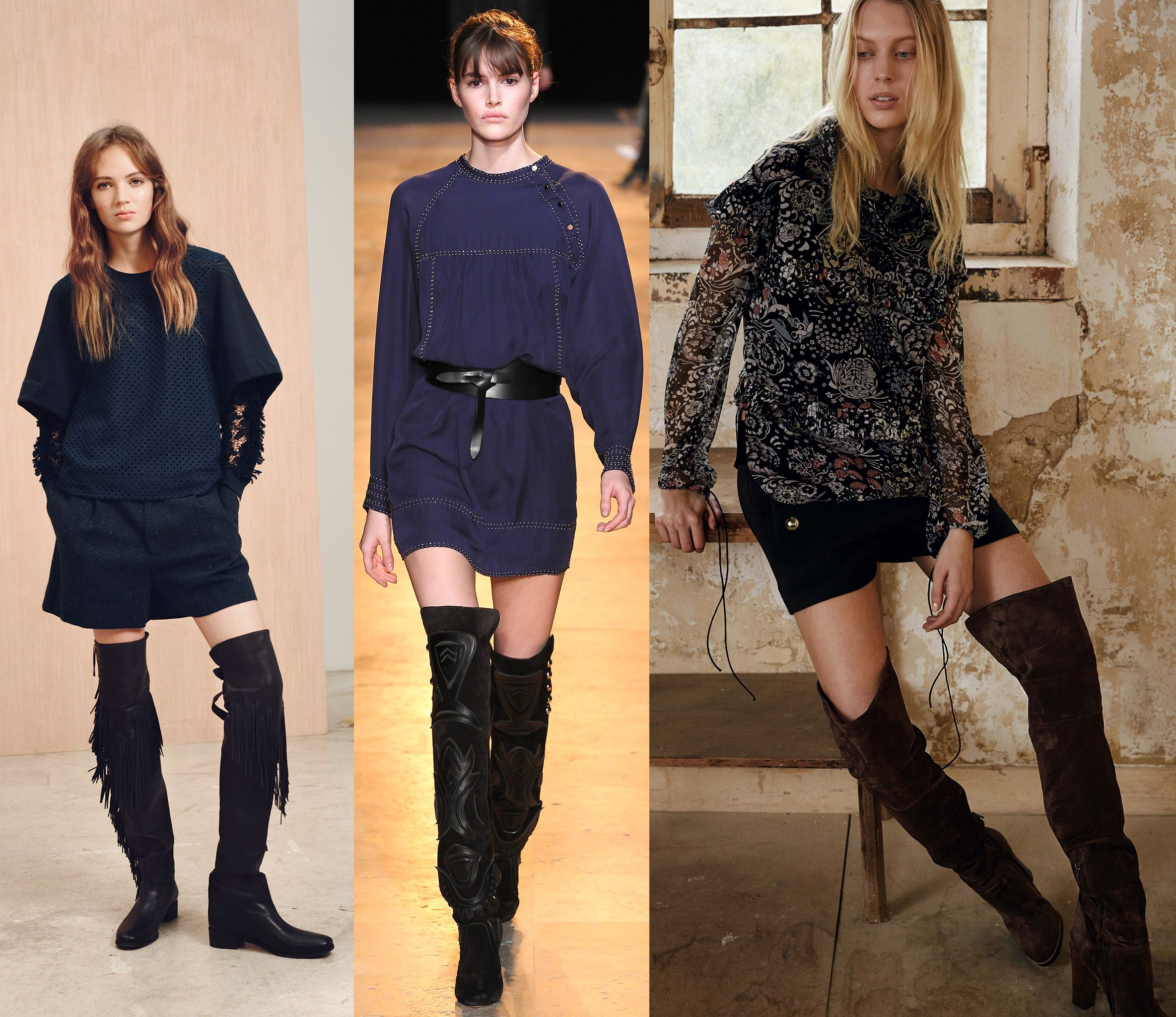 All the over-the-knee boots you'll be wearing this fall - LaiaMagazine
