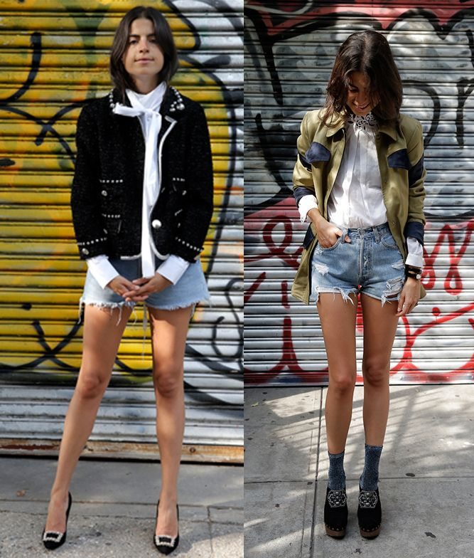 leandra-medine-denim-cutoffs