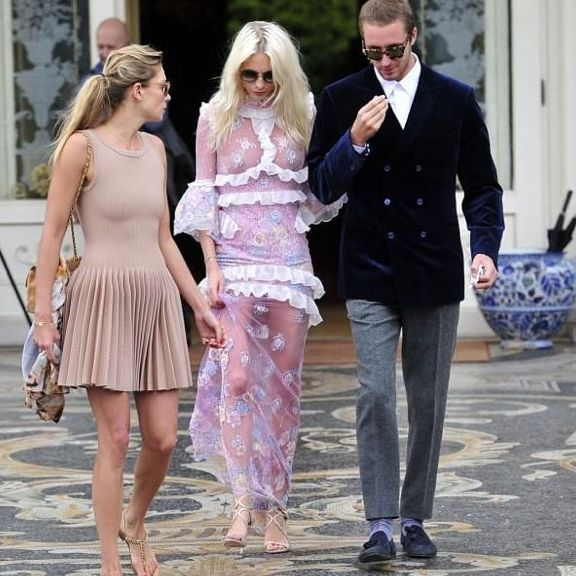 poppy-delevingne-in-alessandra-rich-pierre-casiraghi-beatrice-borromeo-religious-ceremony-wedding