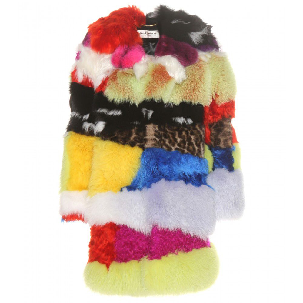 saint-laurent-multicoloured-patchwork-fur-coat