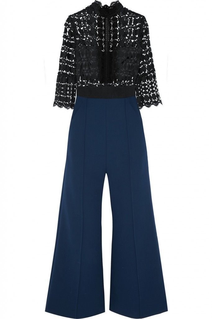 You can get Jessica's jumpsuit from NET-A-PORTER