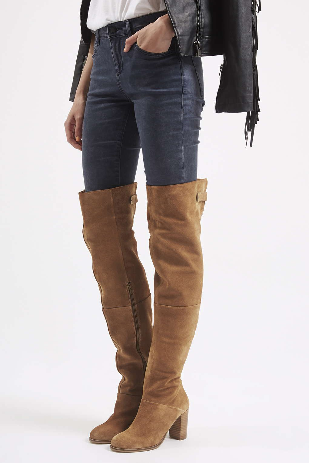 all the the knee boots you ll be wearing this fall