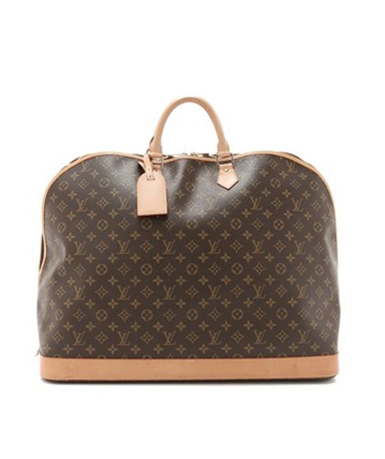 Vintage Louis vuitton Alma voyage bag by What Goes Around comes Around available at SHOPBOP.com