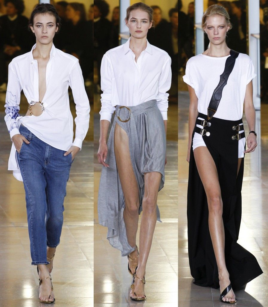 Anthony Vaccarello SS16