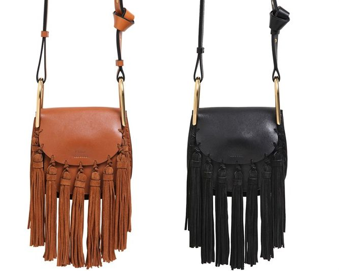 Hudson tan brwon leather with suede tassels available at LUISAVIAROMA.com
