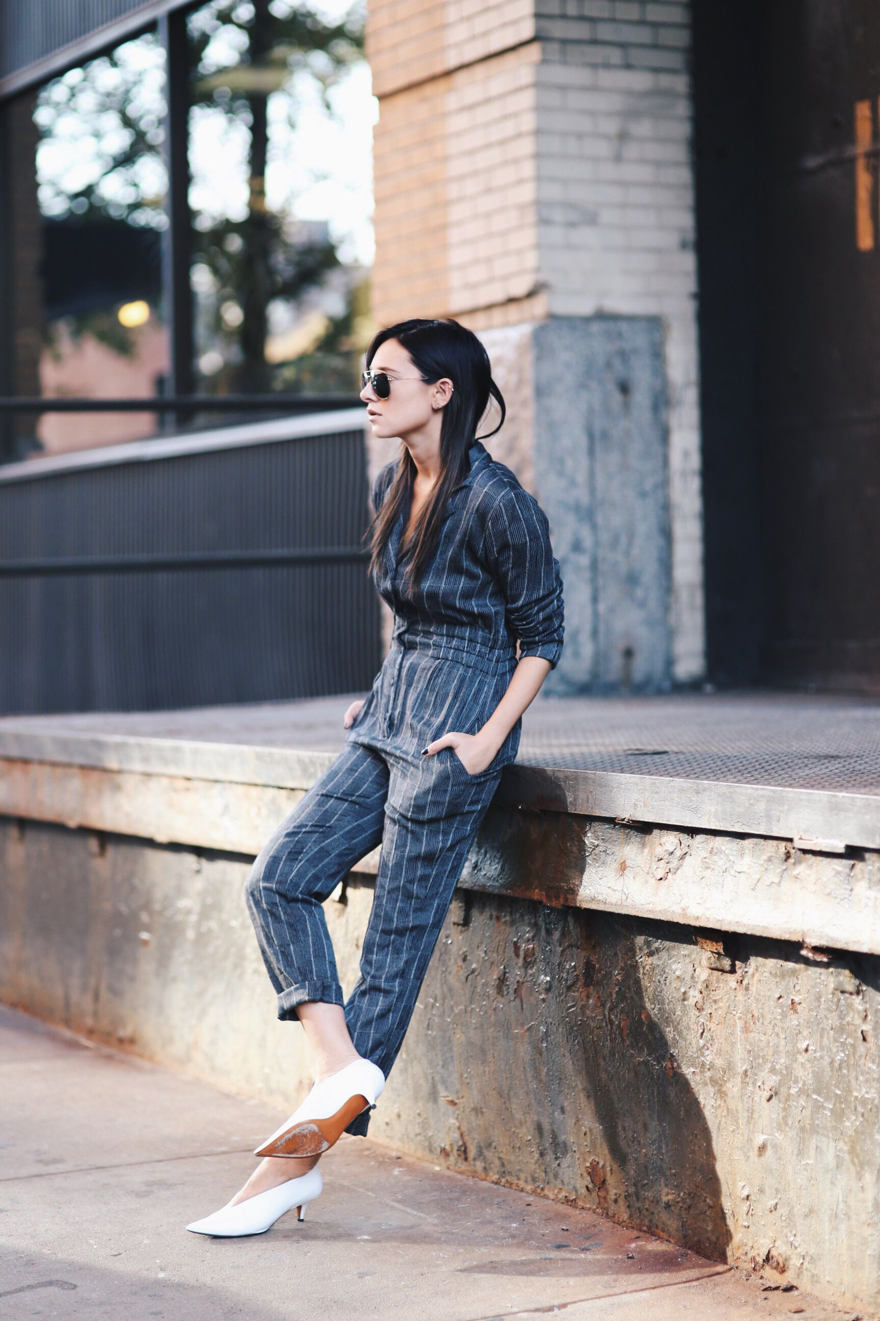 boiler suits  how to style them according to street style stars