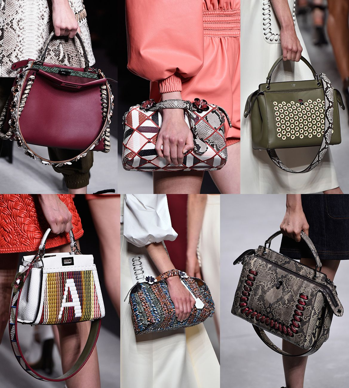 Fendi Bags New Collection 2016