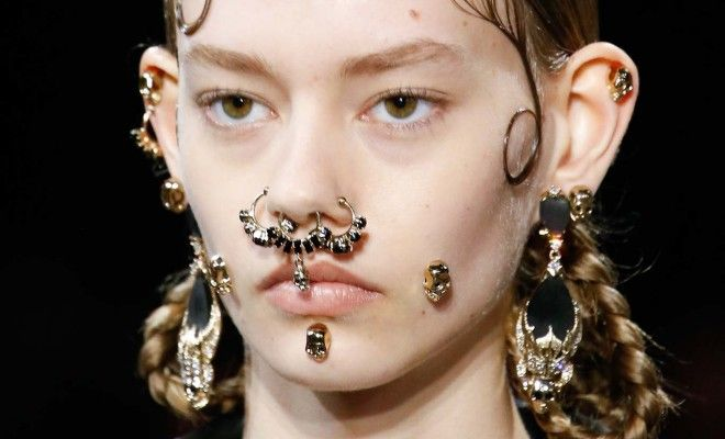 Victorian Inspired Jewelry Is Actually On Trend Including Nose