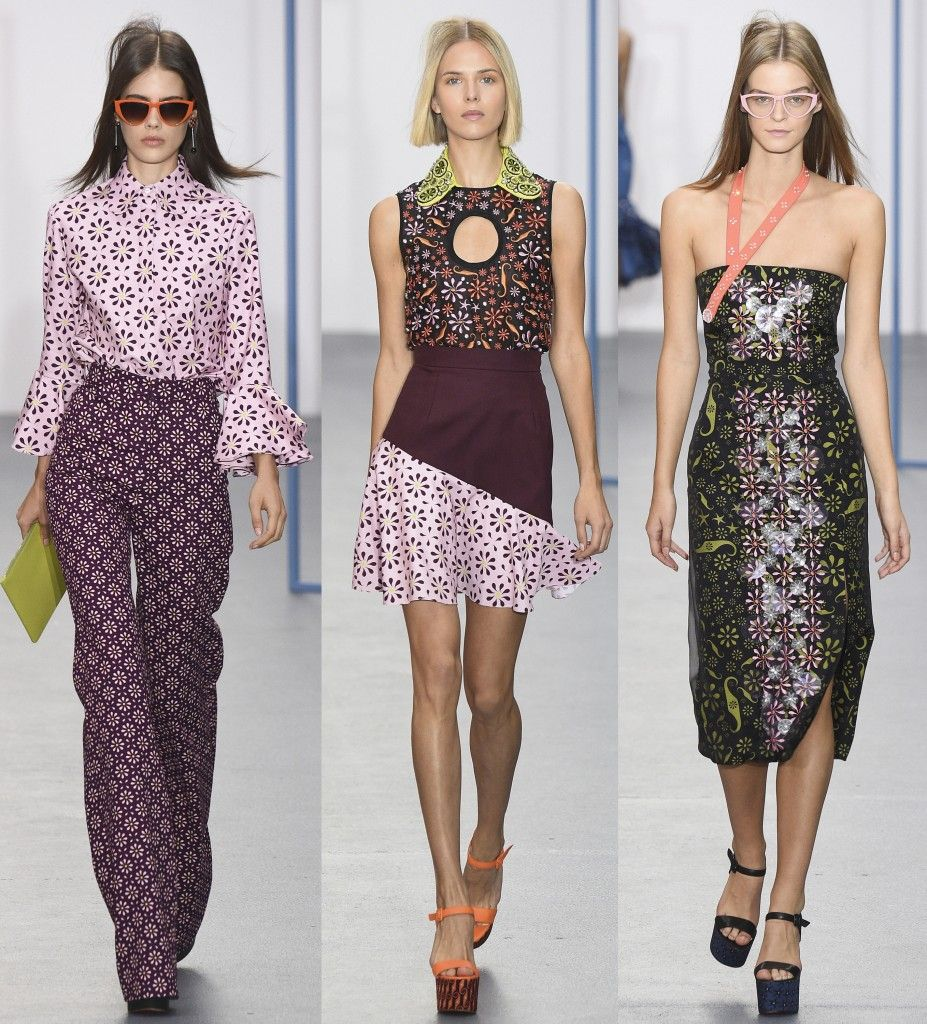 Holly Fulton Spring Summer 2016