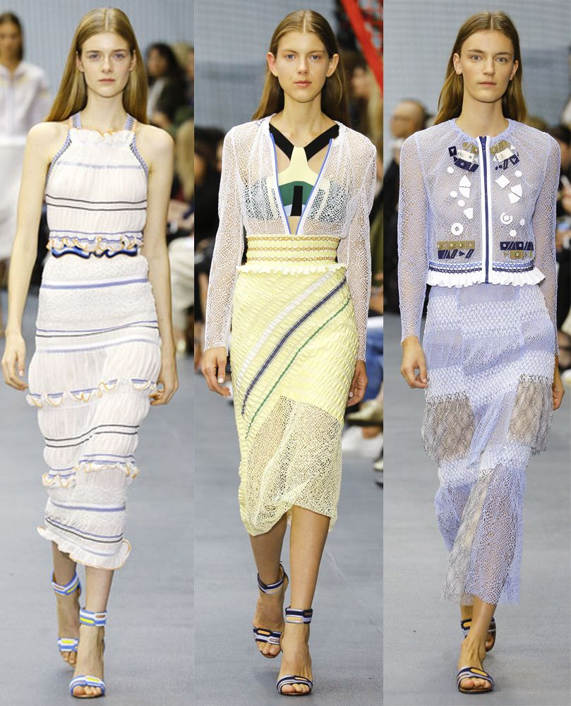 Peter Pilotto Spring Summer 2016