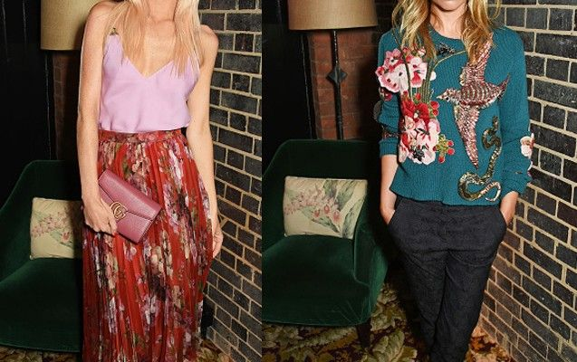 105ead5877b8 Get Poppy Delevingne and Clémence Poésy s Gucci FW15 collection key pieces  - LaiaMagazine