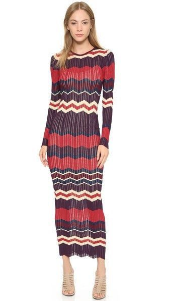 Ronny Kono Cheffie long sleeve dress available at SHOPBOP.com