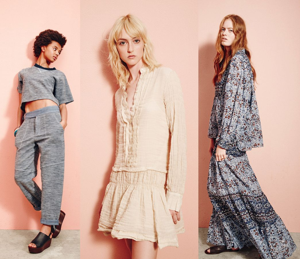 c5d17117f4cc See by Chloé Spring Summer 2016  the lookbook - LaiaMagazine