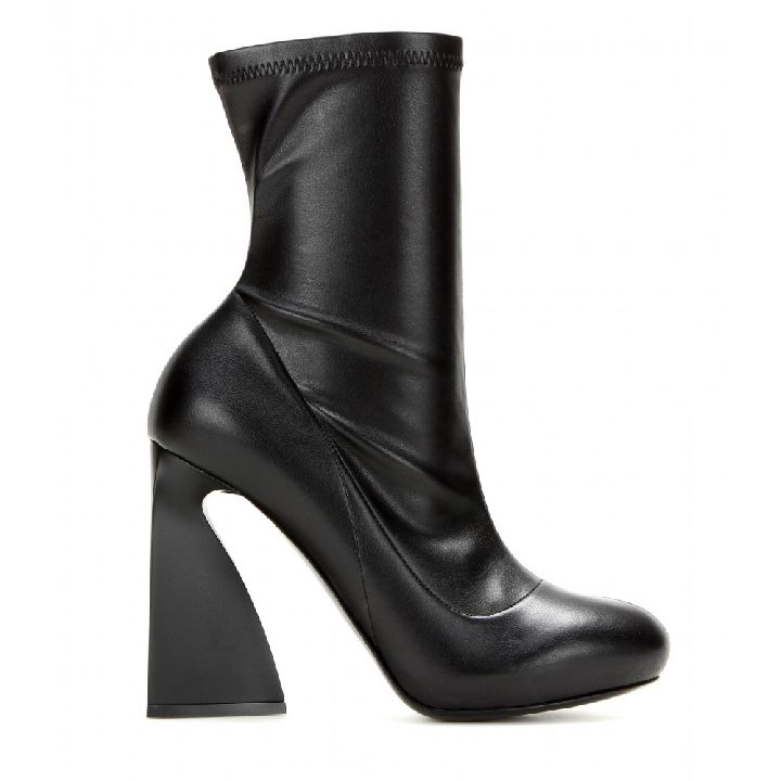 Stella McCartney faux leather boots available at MYTHERESA.com