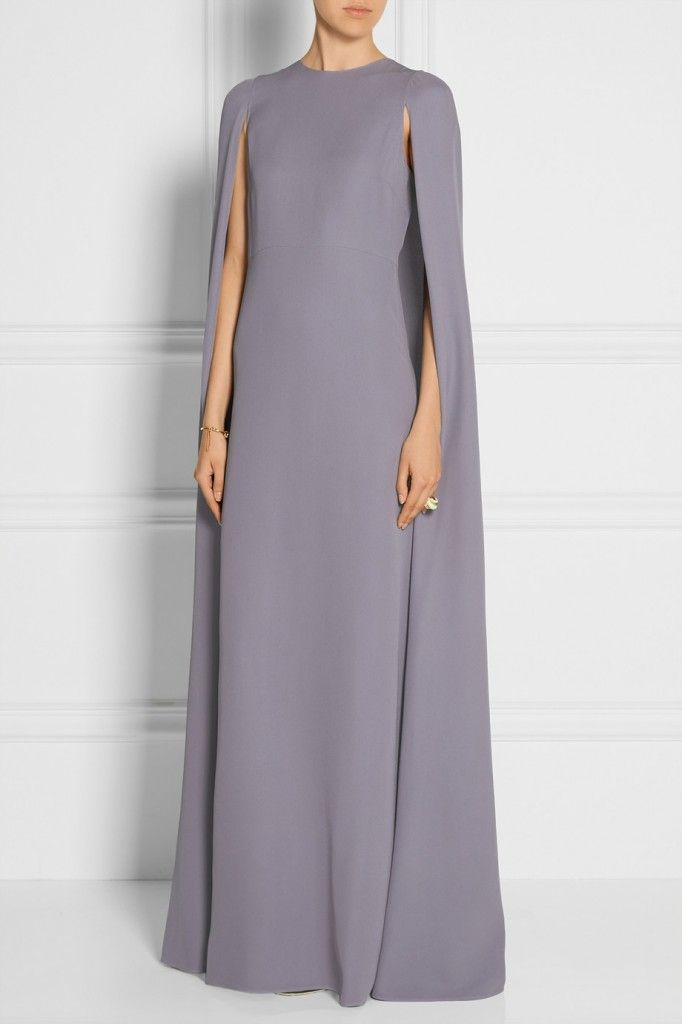 valentino-dusty-lavender-silk-cady-gown-with-dramatic-cape