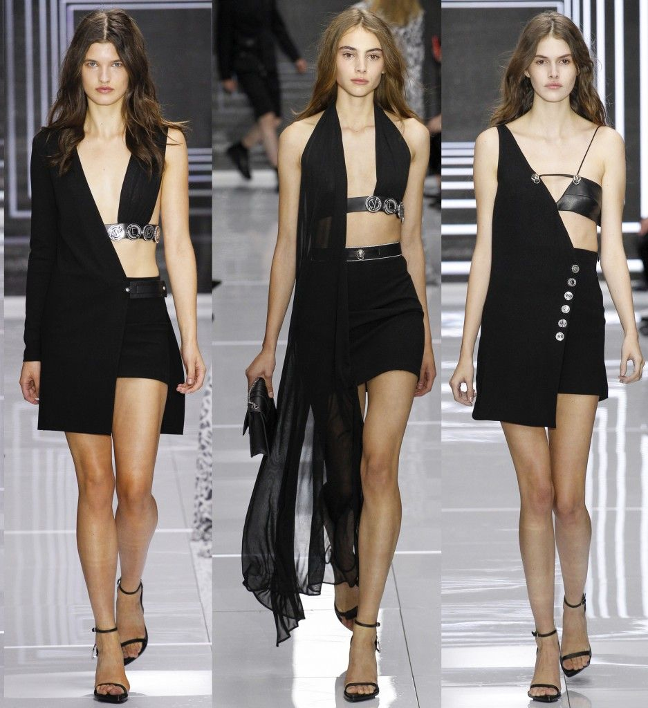 Shop Versus Versace Spring Summer 2016 collection, straigth out of the London Fashion Week runway!