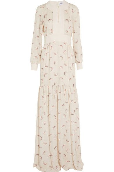 Similar item: Vilshenko Constance silk-georgette gown available at NET-A-PORTER
