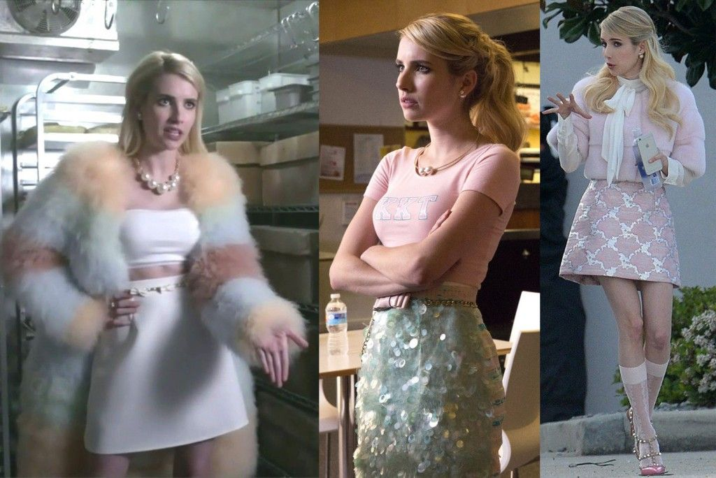 Chanel Oberlin: Emma Robert's character at Scream Queens