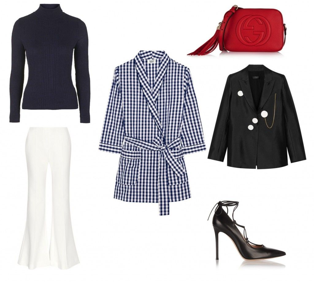 Here's how to style it for the day this fall: Topshop