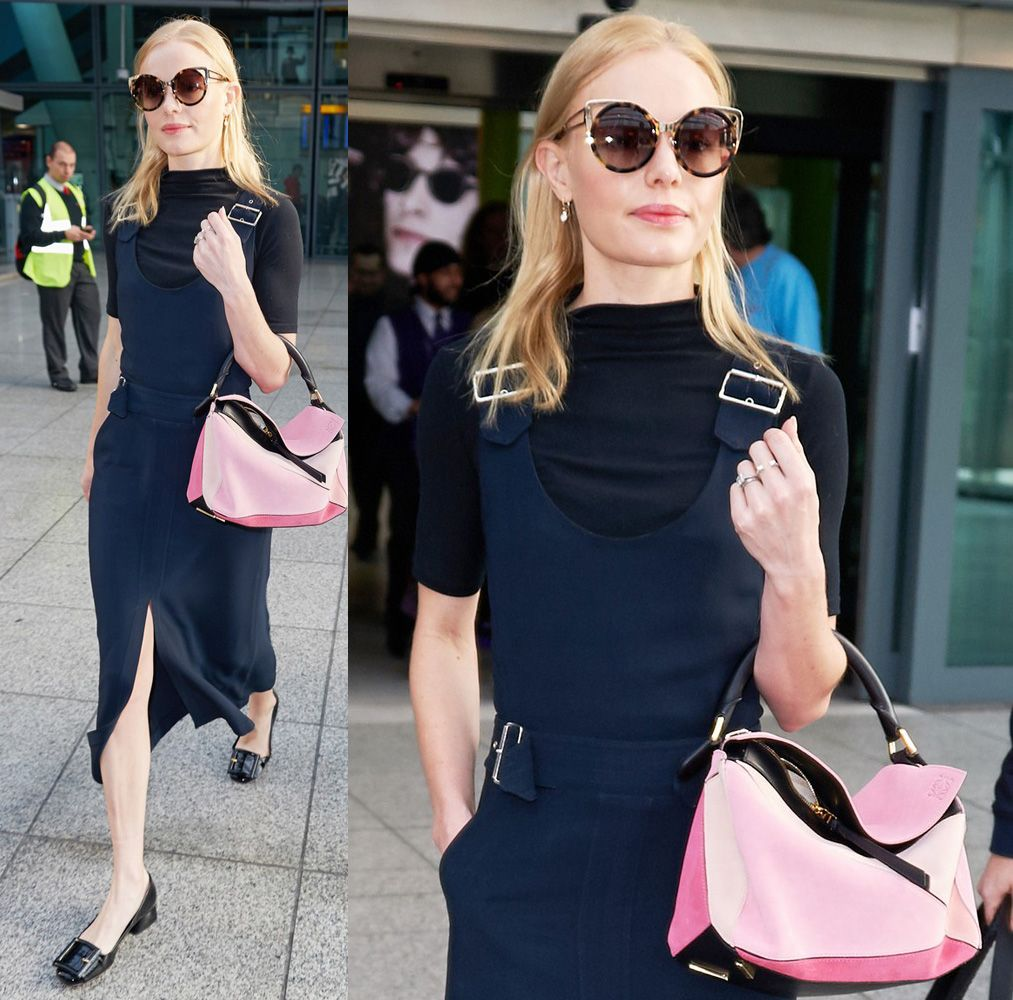 Kate Bosworth also loves her Puzzle bag
