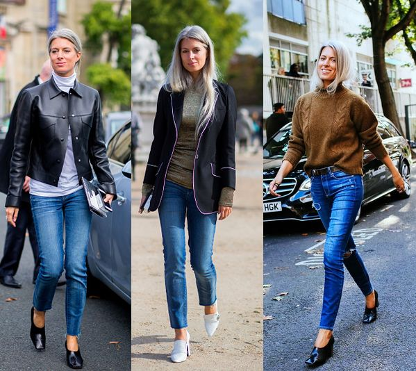 sarah-harris-street-style-looks-with-jeans-fall-2015