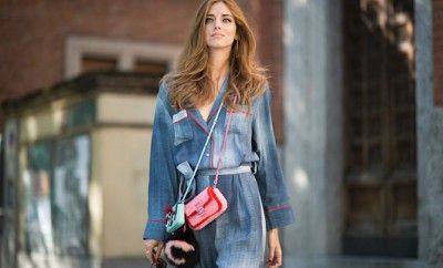 Street Style: Day 3 - Milan Fashion Week SS16