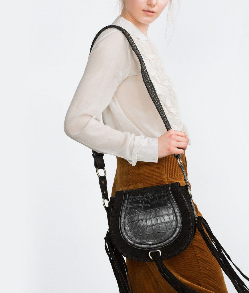 zara-black-leather-messenger-bag-with-fringe
