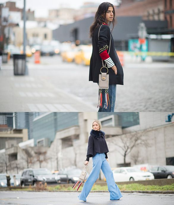 Street Style - Day 7 - New York Fashion Week: Women's Fall/Winter 2016