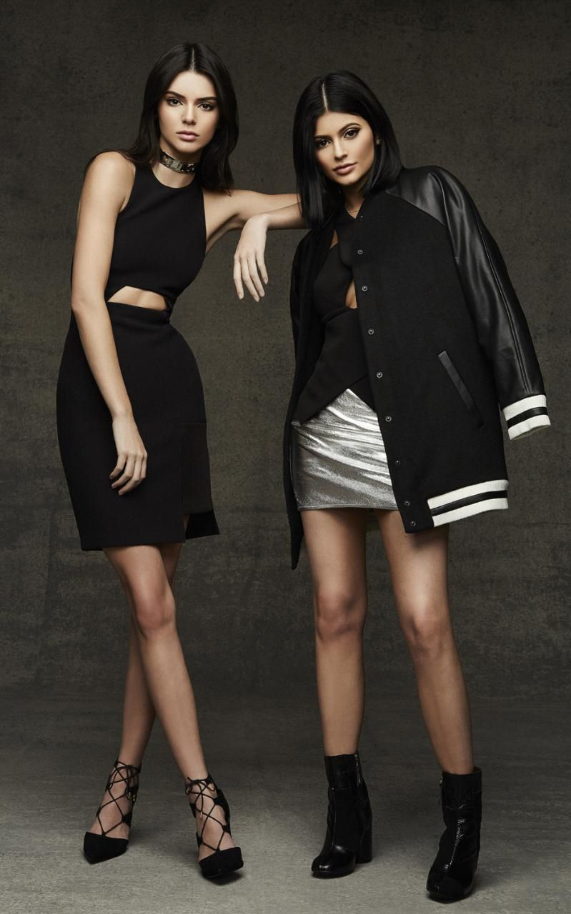 Kendall Kylie Top Christmas Collection