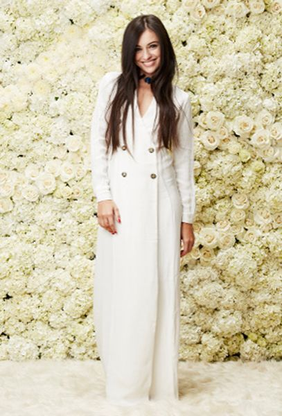Stone Cold Foz folk white dress available at REVOLVE CLOTHING