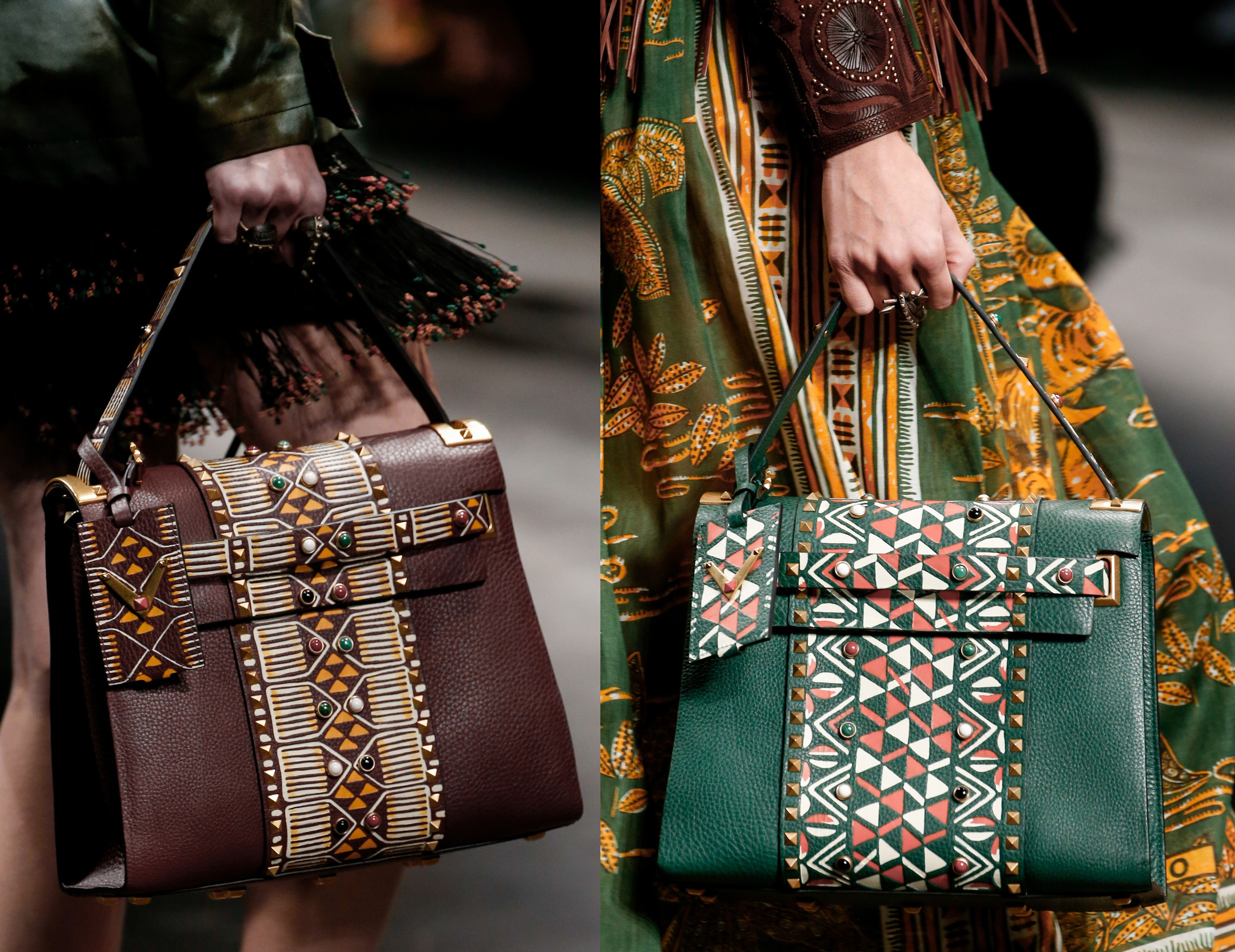 pictures Valentino Shoes and Handbags SpringSummer 2014