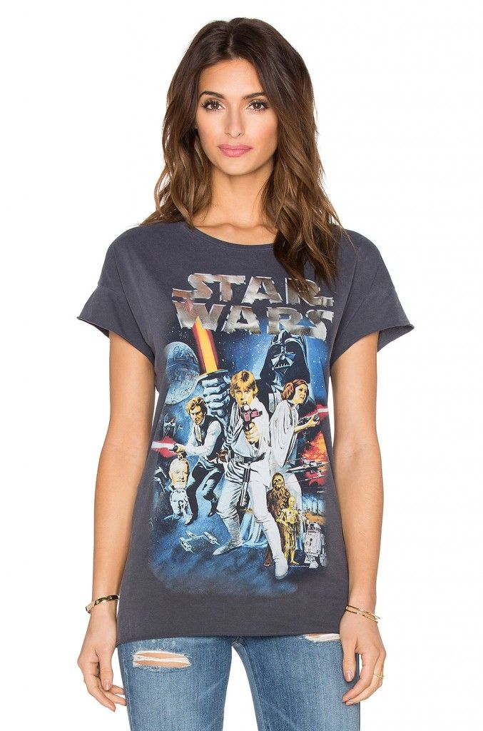 Junk Food Star Wars tee available at REVOLVE CLOTHING