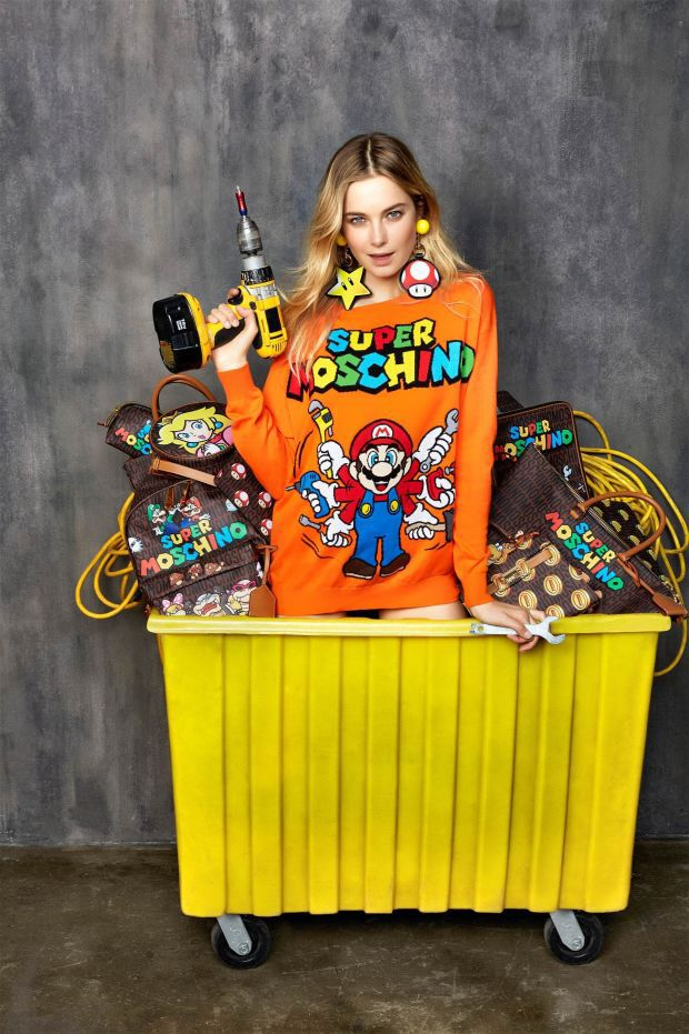 moschino-x-nintendo-super-mario-30th-anniversary-collaboration