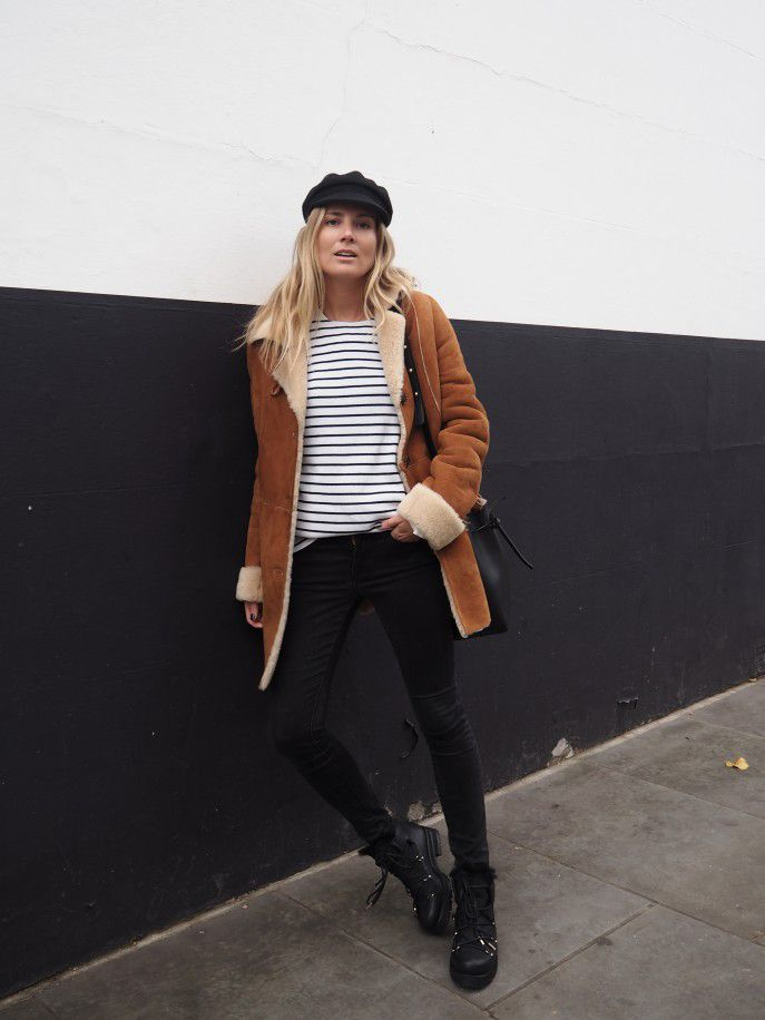 Style blogger Lucy Williams