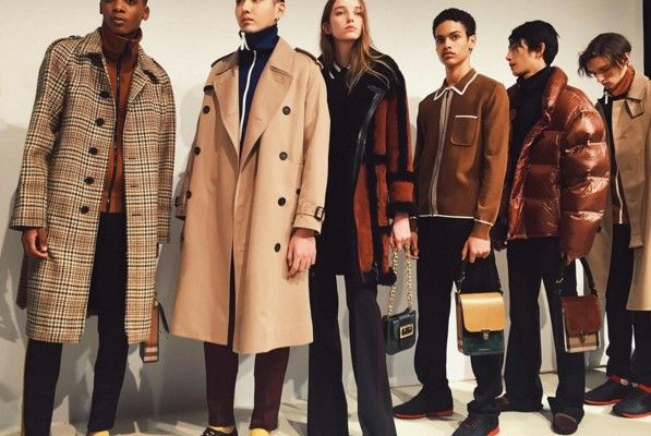 4d7edfdc51b0 Burberry Fall 2018 Collection Review
