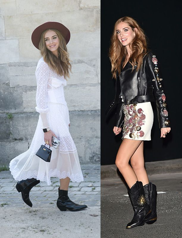 Celebrities Sightings At Paris Fashion Week - Ready To Wear S/S 2016 : Day Five