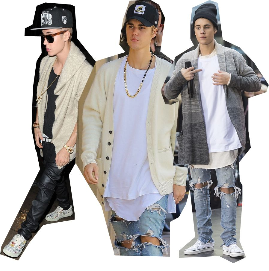 Bieber's style