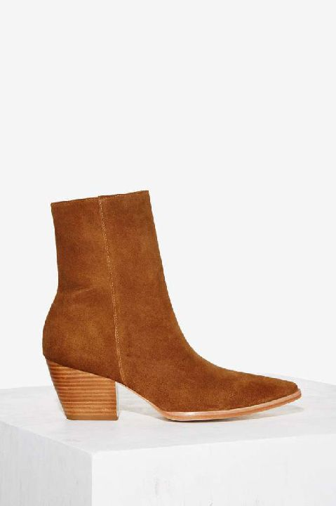 Matisse Caty suede boot avilable at NASTY GAL