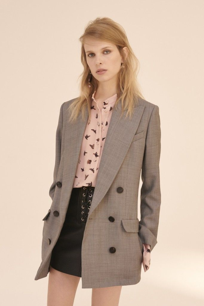 Topshop Unique Pre-Fall 2016