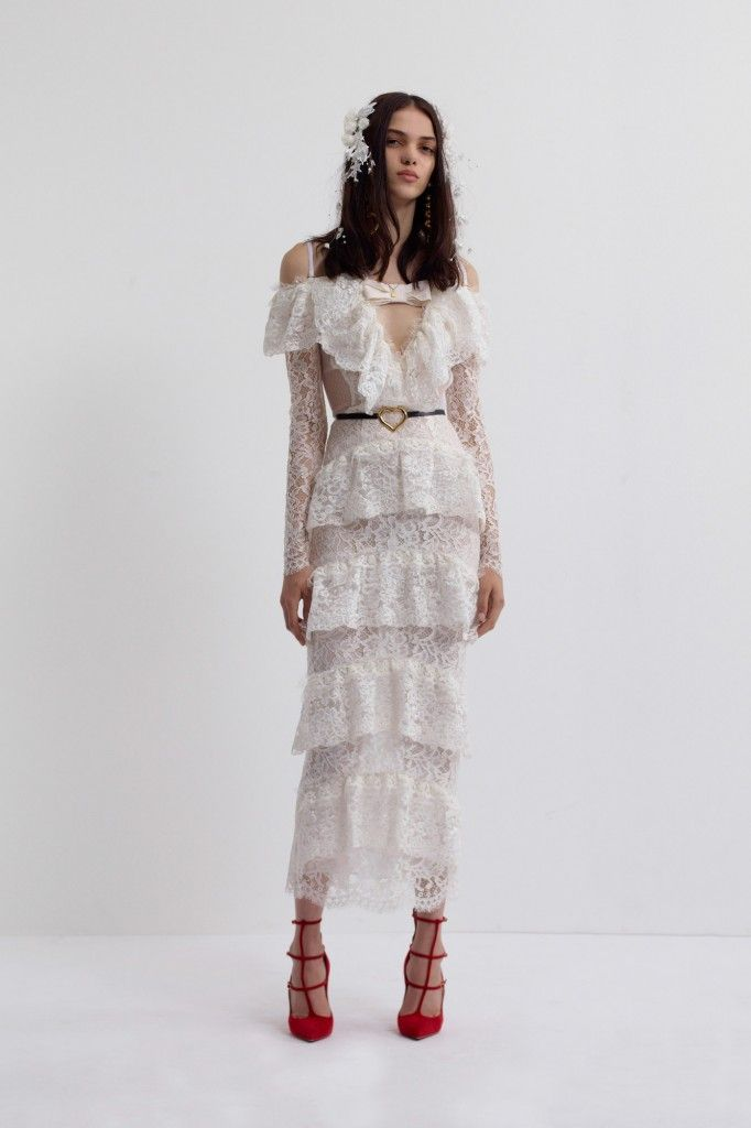 alessandra-rich-spring-2016-white-lace-dress-beyonce-formation-music-video