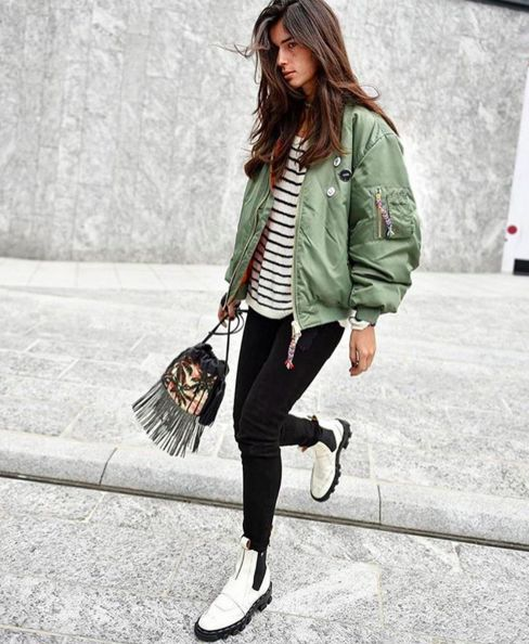 How to wear a bomber jacket and look ridiculously stylish ...