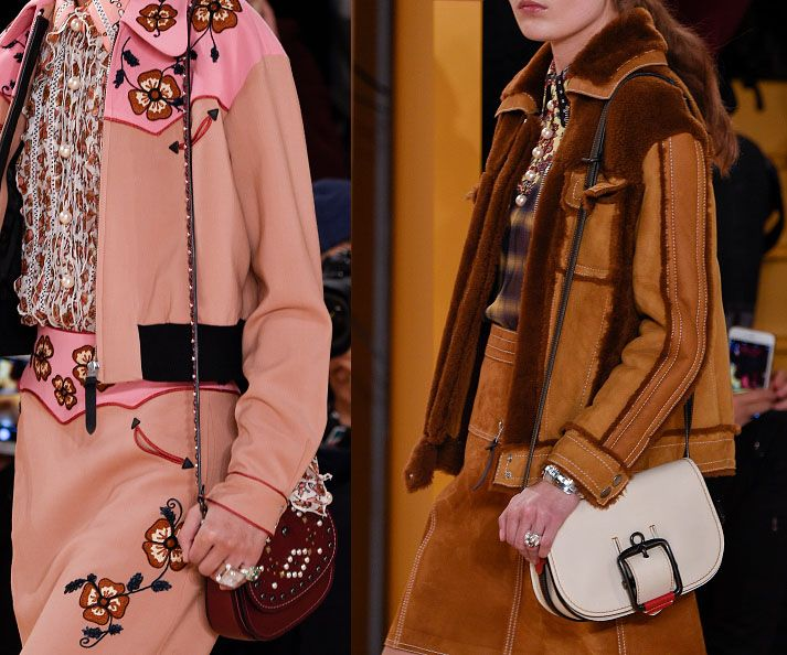 Coach - Runway - Fall 2016 New York Fashion Week