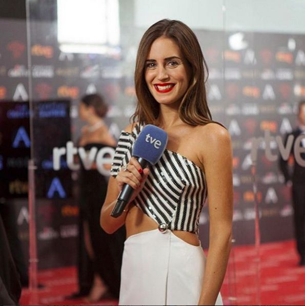 What an amazing night being able to host the Goya Awards live on Spanish TV (the biggest cinematographic event of the year in my mother country). Thanks to everyone who has made it possible and for believing in me. And of course thank you for watching #rtve1 #premiosgoya2016 #Goya2016