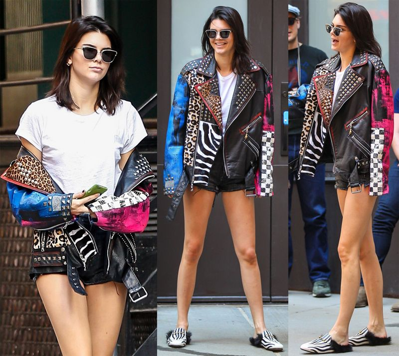 kendall-jenner-gucci-zebra-striped-princetown-fur-lined-slippers